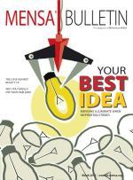 Mensa Bulletin - Mar 2013