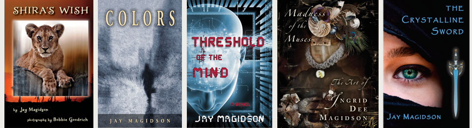 Jay Magidson – Author
